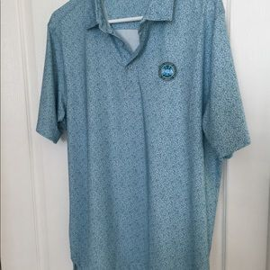 Cutter & Buck golf shirt w/ PGA logo